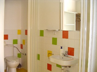 Bed and Breakfast Barcelona Nisia. Bathroom