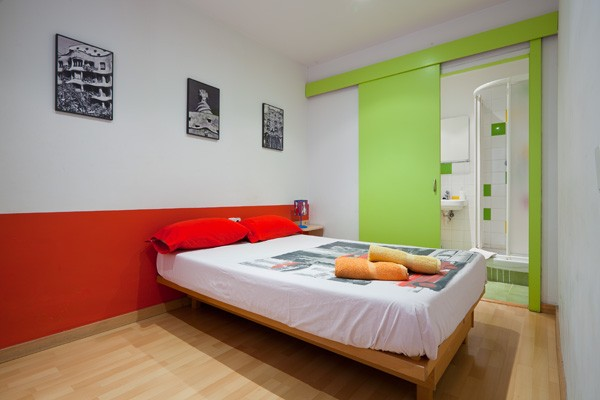 Bed and Breakfast Barcelona Nisia. JAVA room