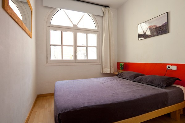 Bed and Breakfast Barcelona Nisia. PEMBA room